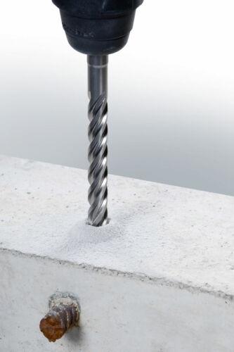 alpen SDS-plus 5.0-16.0 mm Hammerbohrer F8 EXTREME 4 Schneiden 160//100 mm