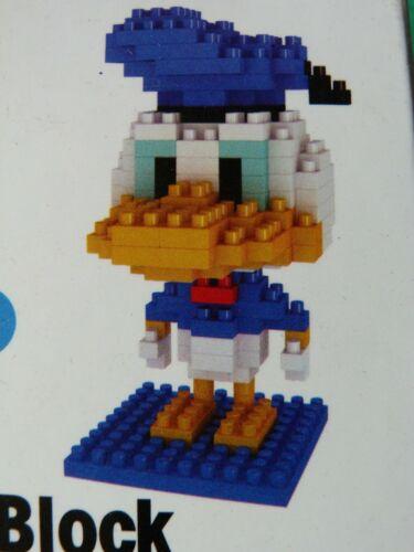 Mini blocks mini brick style Disney's Donald Duck BNIB