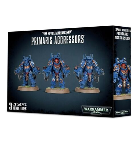 Warhammer 40K Space Marine Primaris agresseurs 48-69