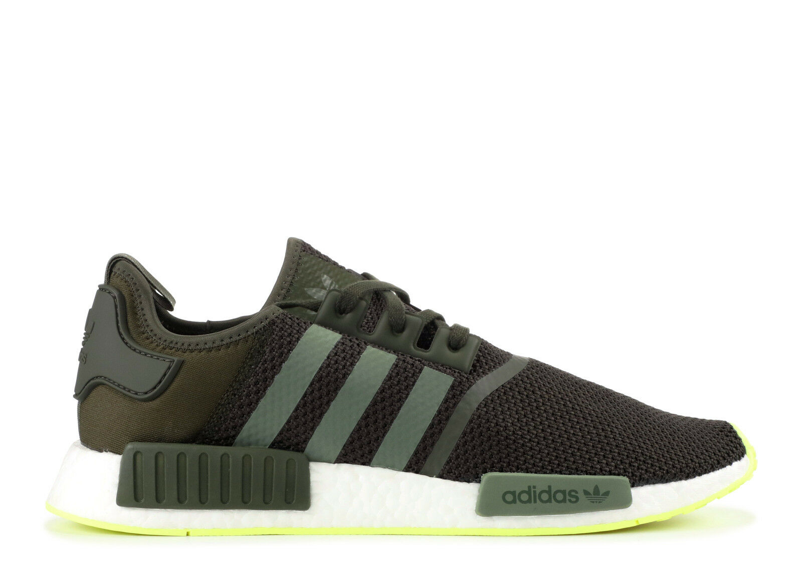 70d5547d5 Adidas Originals új NMD  R1 Men Night 227454 Cargo  Base Zöld  ÚJ CQ2414   DUPLA BOXED