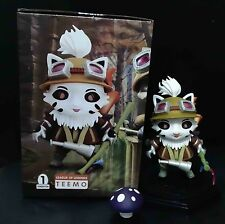 """League of Legends LOL Collection figure : teemo 4.5"""" FIGURE+ STAND 5"""" HIGH NM1"""