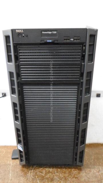 Dell POWEREDGE T320 Tower Server E5-2470 2 30ghz 8 Core 64gb RAM 480hdd  iDRAC 7