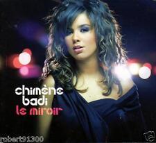 CD audio.../...CHIMENE BADI.../...LE MIROIR.../...CD plus DVD.....