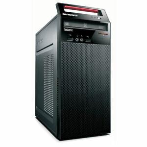 Ordinateur PC Lenovo Thinkcentre E73 - I7 4770S - 500 Go - 8 Go - Windows 10 -64