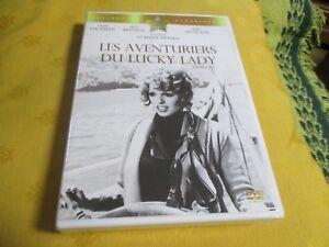 DVD-NF-034-LES-AVENTURIERS-DU-LUCKY-LADY-034-Gene-HACKMAN-Liza-MINNELLI-Burt-REYNOLDS