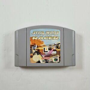 Star Wars: episodio 1 N64 Racer Cartucho sólo Nintendo 64 Cartucho Carro