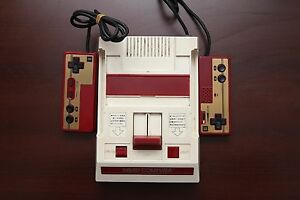 Famicom-FC-Console-Japan-Nintendo-import-system-very-good-condition-US-seller