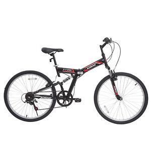 26-034-Folding-Mountain-Bike-Foldable-Hybrid-Bike-7-Speeds-Full-Suspension-Bicycles
