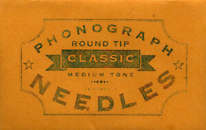High-Quality-PHONOGRAPH-needles-50-pcs-for-VICTROLA-PATHE-etc-FREE-SHIPPING