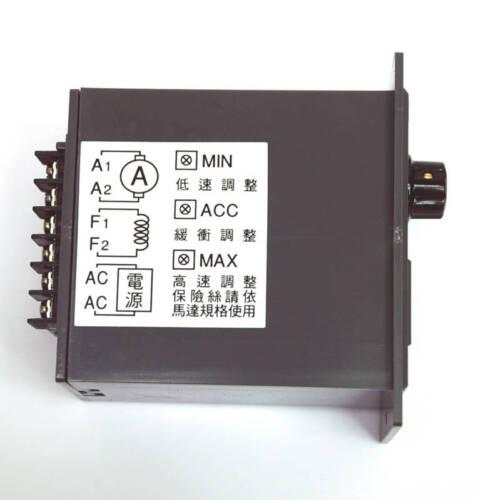 1pc DC Motor Speed Control DMC-07C ACin= 110V DCout= 0 ~ 90V Po= 200W max Taiwan