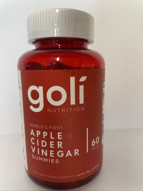 Apple Cider Vinegar 60 Gummies Vitamins - 60 caps