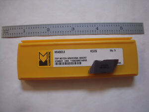 Top Notch 5 PCS NEW IN BOX Kennametal NR3094L KC850 Carbide Insert