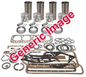 Details about PERKINS PHASER 1004 40 ENGINE REBUILD KIT (AK & AJ ENGINE  BUILD)
