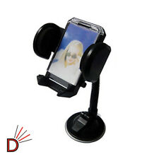 FOR MOBILE CELL PHONES UNIVERSAL CAR WINDSCREEN MOUNT HOLDER CRADLE KIT