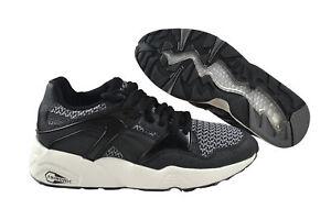 Neu Puma Trinomic Blaze Knit Sneaker Herren Schuhe 359996 01