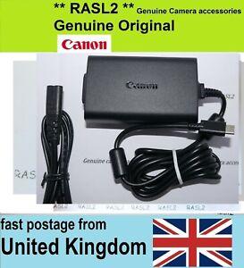 Genuine-Canon-PD-E1-USB-Power-Adapter-EOS-R-RP-BG-22-G5X-Mark-2-G7X-Mark-3