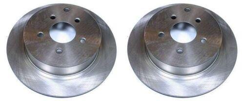 Set discos de freno trasera para infiniti fx35//fx45-2008//Murano 2007//Quest 2004