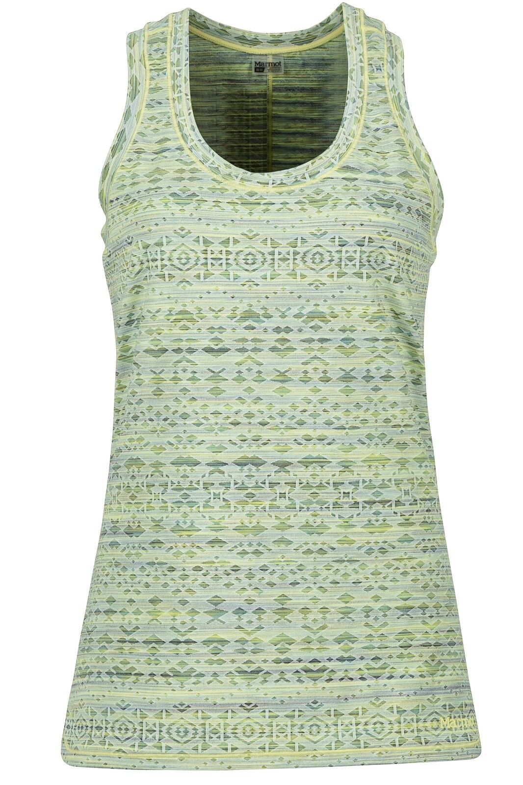 Marmot Women's Elana Tank, Climbing-Top, Sports Top, Honeydew, SIZE M