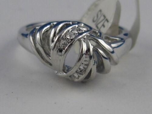 Chopera anillo artificiales brillante efecto Model Angie nodo Design b42-2