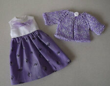 Neo Blythe Dress and Cardigan/ Blythe outfit/Blythe clothes