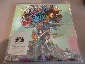 OST-SUICIDE-SQUAD-ltd-666-pink-blue-2LP-180g-Vinyl-Harley-Quinn-Edition
