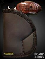 Bond Arms Derringer 3 Barrel Sticky Holster Conceal Carry Md-5/c Bond Waistband