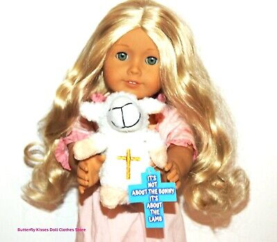 Mini Bible Brown Leather 18 in Doll Clothes Accessory Fits American Girl