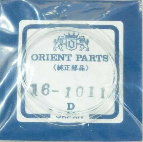 Genuine Orient glass //crystal Ref.16-066 Vetro originale Orient