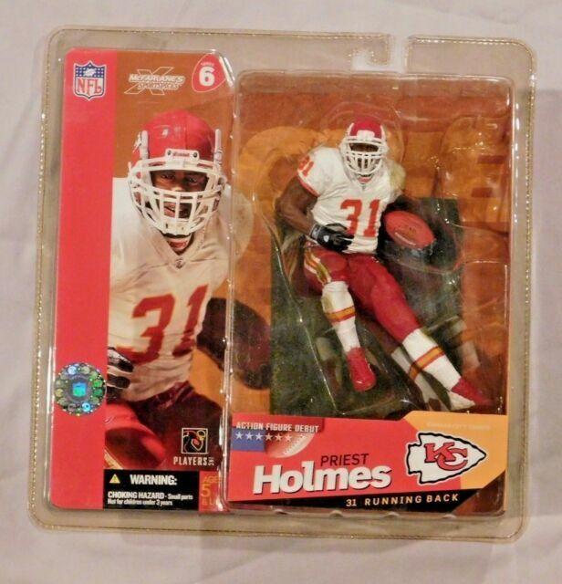 McFarlane NFL Series 6 Priest Holmes Action Figure