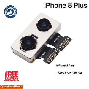 Neuf-IPHONE-8-Plus-Rechange-Double-Camera-Arriere