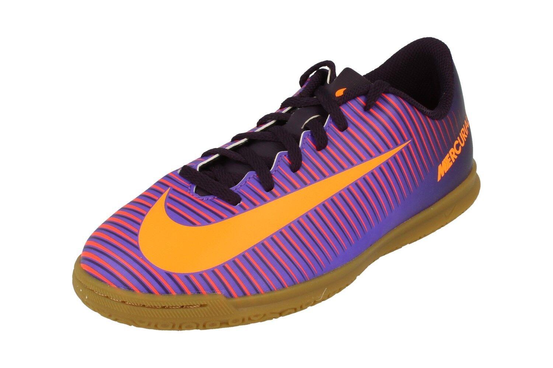 0a349460513 Nike Nike Nike Junior Al Mercurio Vortex III Ic Scarpe da Calcio 831953  Sportive 585 b47666