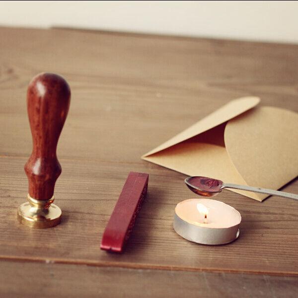 Harry Potter Magic Mini Wax Seal Set Mini Seal DIY Mini Wax Stamp