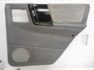 Jeep Grand Cherokee Rear Door Interior Trim Panel Right Passenger Side 4720616