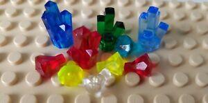 LEGO city Crystals Gems Treasure