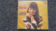 Claudia Sommer - Smokey/ Billy Joe 7'' Single