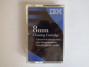 IBM-D8-D-HUIT-8-mm-Nettoyage-Cassette-cartouche-16G8467-NEUF