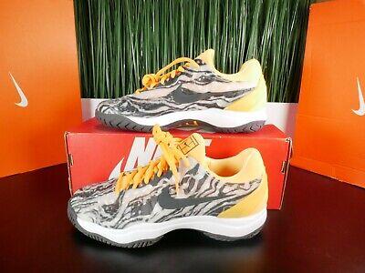 Nike Zoom Cage 3 Rafa Nadal Yellow Mens Tennis Shoe 918193 008 Size 8 10 5 Ebay