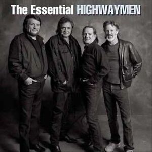 THE-HIGHWAYMEN-Essential-2CD-NEW-Johnny-Cash-Willie-Nelson-Kris-Kristofferson