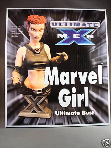 Ultimate Men X Men Ultimate Marvel Girl Ultimate Bust Diamond Select 7bb405