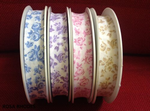 BIAS  COTTON BINDING TAPE VARIOUS CHOICE OF  COLOURS 20mm