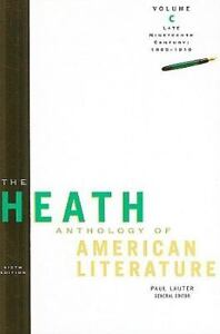 The-Heath-Anthology-of-American-Literature-Late-Nineteenth-Century