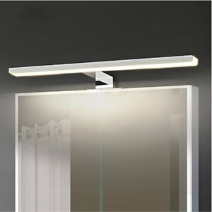 Details About Led Mirror Light Modern Bathroom Makeup Wall Lamps Lighting Waterproof