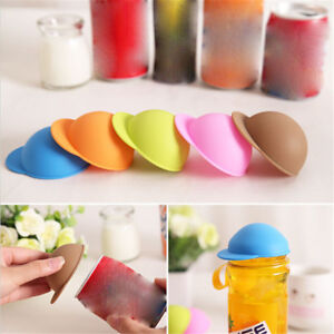 Can-Topper-Caps-Beverage-Bottle-Lid-Cover-Reusable-Protector-Snap-On-Storage-HV