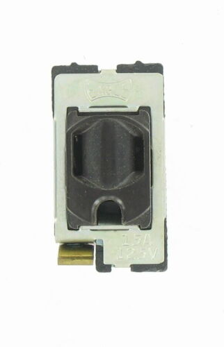 EAGLE DESPARD RECEPTACLE 15AMP 125VAC BROWN