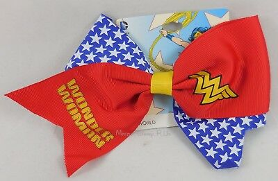 """New Dr Doctor Who Damask TARDIS 5/"""" Cosplay Hair Bow Costume Dress Up Barrette"""