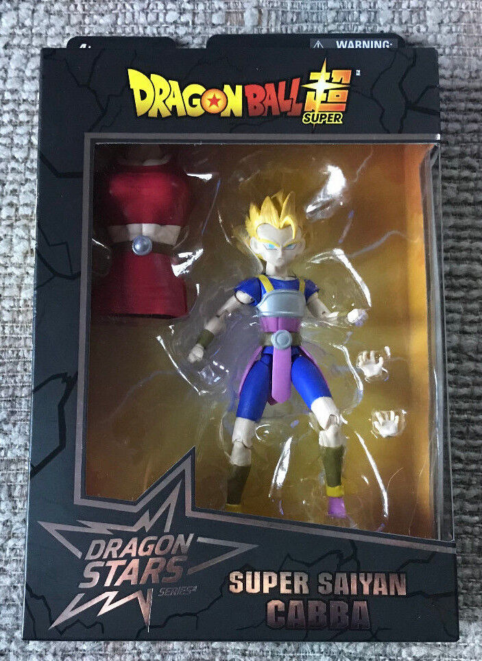 DRAGON BALL SUPER SAIYAN CABBA WITH KALE BAF DRAGON NEW STARS NEW DRAGON MIB 5facab