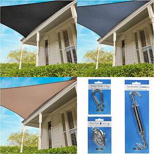 Image Is Loading Coolaroo Everyday Triangle Shade Sail Garden Awning Sun