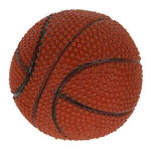 Regatta Basketball Dog Toy Hardwearing Squeaker Chewer Ball