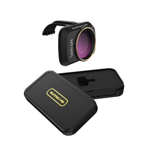 Protector de Cámara Lente Filtro Polarizador Circular MCUV ND4//8//16//32 densidad neutra//Pl Para DJI Mavic Mini Drone
