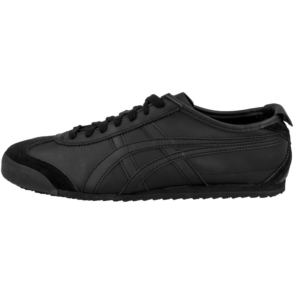 Asics Onitsuka Tiger Mexico 66 Schuhe black D4J2L-9090 Retro Sneaker Aaron Vulc